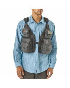 Patagonia Convertible Vest-Forge Grey Forge Grey Size One Size
