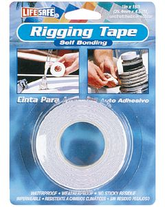 "Incom 1"" X 15' White Rigging Tape"