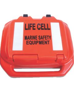 Life Cell Marine Safety Lifecell Trailerboat Orange