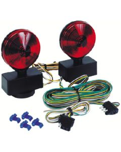 Custer Products Towing Lights
