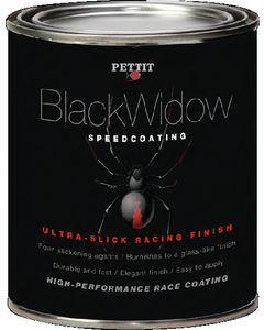 Pettit Black Widow Racing Finish, Qt.