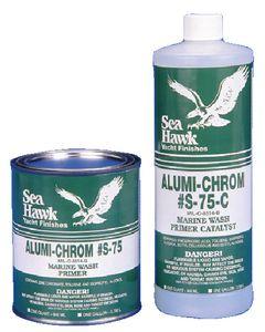 Sea Hawk Alumi/Chrome Primer; S/75 & S/75c 1 Quart