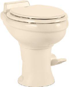 Dometic RV 320-Ws /Rt/Bone Toilet - 320 Series Toilet