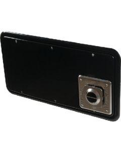 Door Assy Med Furn. Black - Access Door Assembly