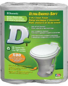 Dometic RV Tissue 2Ply Enviro-Soft 4Pk - 2-Ply Toilet Tissue