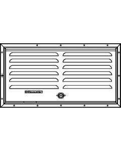 Dometic RV Ventlwr Side Rm183 P/W - Refrigerator Vents