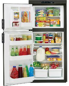 Dometic RV Refr 8Cf 2-Way - Americana Plus Built-In Refrigerator