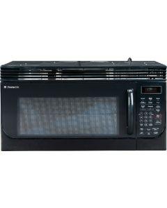 Dometic RV Micro+Sensor 1.6 Otr Black - Over-The-Range Microwave Oven