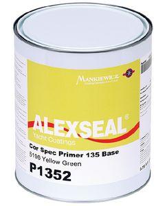 ALEXSEAL® Cor Spec Primer 135, Base Material, Yellow, 21 oz.