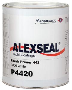 ALEXSEAL® Finish Primer 442, Base Material, White, Gal.