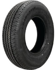 Loadstar Kenda Karrier ST205/75R14 LRC Radial Trailer Tire