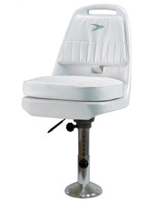 Wise Standard Pilot 8WD013 Seat with Mounting Plate