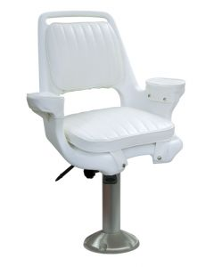 Wise Captain Chair 8WD1007 with Cushions and Mounting Plate