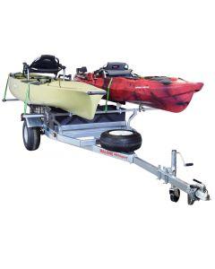 2 boat w/storage - Hobie PA