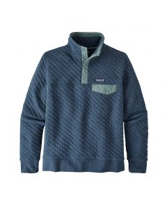 Patagonia Women's Organic Cotton Quilt Snap T Pullover