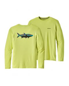 Patagonia M's Graphic Tech Fish Tee