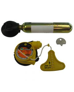 Mustang Hydrostatic Inflator Rearming Kit f/MD3183 & MD3184