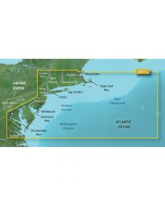 Garmin BlueChart® g2 Vision® HD - VUS511L - Boston - Norfolk - microSD™/SD™