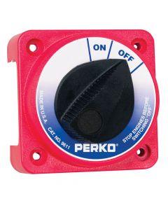 Perko 9611DP Compact Medium Duty Main Battery Disconnect Switch