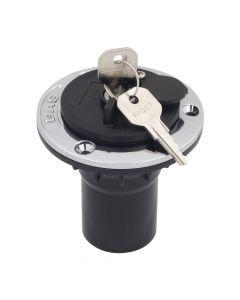 """Perko Diesel Fill w/ Locking Cap f/ 1-1/2"""" Hose"""
