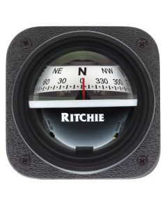 Ritchie V-537W Explorerhead Mount Compass - White Dial