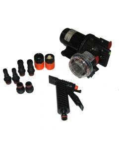 Johnson Pump Aqua Jet Pump, 2.9 GPM, 12V