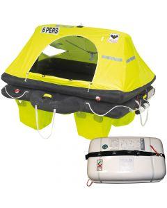 Viking Life-Saving Equipment VIKING RescYou Liferaft 4 Person Container Offshore Pack
