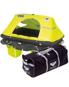 Viking Life-Saving Equipment VIKING RescYou Liferaft 4 Person Valise Offshore Pack