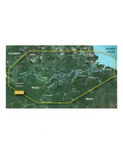Garmin HXSA009R G2 Bluechart - Amazon River