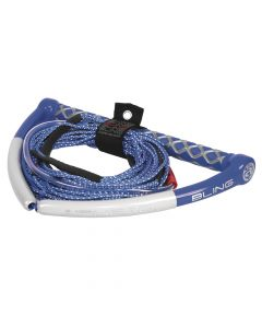 Airhead Bling Spectra 5-section Wakeboard Road; Blue