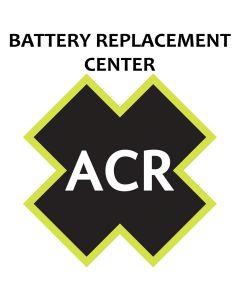 ACR Electronics ACR FBRS 2898 Battery Service - PLB-300 MicroFix