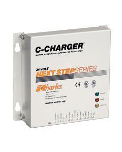 Charles Multi-Stage Regulator f/24V Single Engine Type-P Alternator