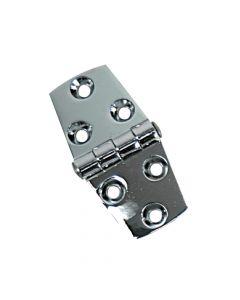 Whitecap Door Hinge - 316 Stainless Steel - 1-1/2 x 3