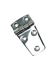 "Whitecap Shortside Door Hinge - 316 Stainless Steel - 1-1/2"" x 3"""