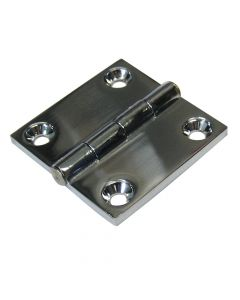 "Whitecap Butt Hinge - 316 Stainless Steel - 1-1/2"" x 1-1/2"""