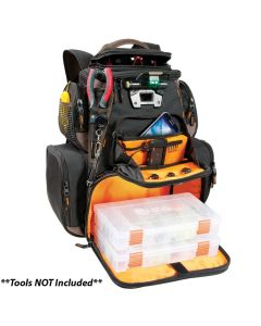 Wild River Tackle Tek Nomad XP - Lighted Backpack w/ USB Charging System w/2 PT3600 Trays