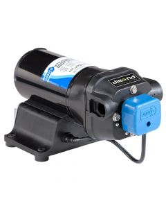 Jabsco V-FLO Water Pressure Pump with Strainer - 5GPM - 24VDC 40PSI