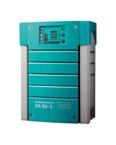 Mastervolt ChargeMaster 20 Amp Battery Charger - 3 Bank, 24V