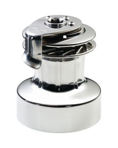 Anderson Marine ANDERSEN 28 ST FS - 2-Speed Self-Tailing Manual Winch - Full Stainless Steel
