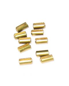 Scotty Downriggers Scotty Release Clip Locators Slotted Brass - 10 Pack