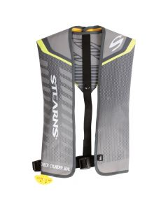 Stearns Fastpak 24G Manual Inflatable Life Vest - Yellow
