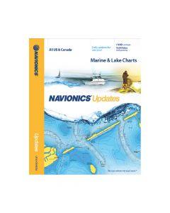 Navionics Updates - MSD Format