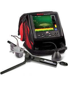 "MarCum LX-9 Digital Sonar/Camera System - 8"" LCD Dual Beam w/OSD Camera"
