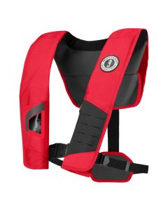Mustang Survival Mustang DLX 38 Deluxe Manual Inflatable PFD - Red/Black
