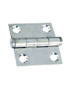 "Tigress Heavy-Duty Bearing Style Hinge - 2"" x 2"""