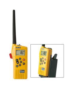 Ocean Signal SafeSea V100 GMDSS VHF Radio - 21 Channels w/Battery Kit