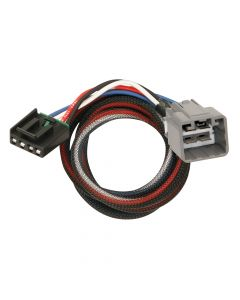Tekonsha Brake Control Wiring Adapter - 2-Plugs - Jeep
