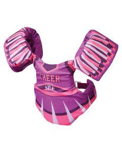 Full Throttle Little Dippers Life Jacket - Cheerleader