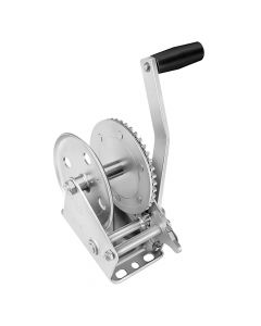 Fulton 1100lb Single Speed Winch - Strap Not Included