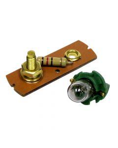 Faria Resistor Adapter Kit - Temperature - 24V